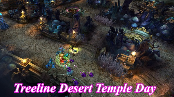Mod Map Desert Temple Day