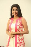 Aishwarya Lekshmi looks stunning in sleeveless deep neck gown with transparent Ethnic jacket ~  Exclusive Celebrities Galleries 146.JPG
