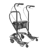 U-Step 4-Wheel Rollator