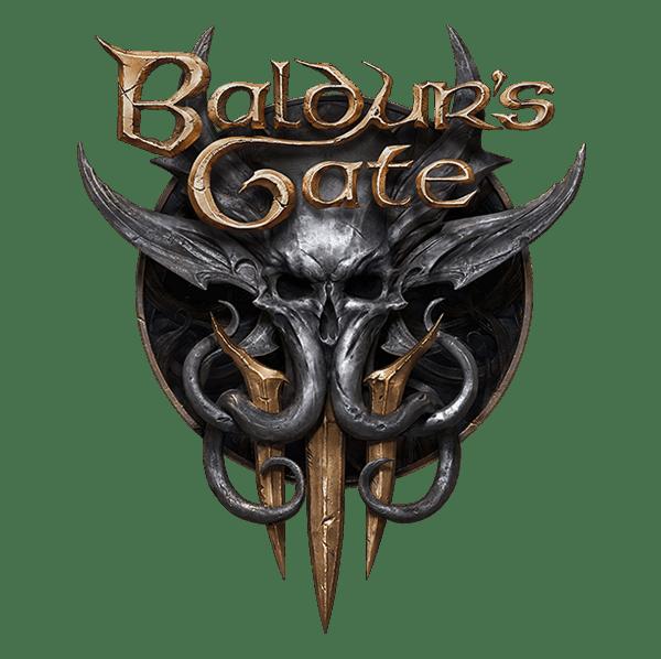 Baldur's Gate 3 - Logo