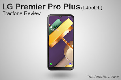 LG Premier Pro Plus (L455DL) Tracfone Review