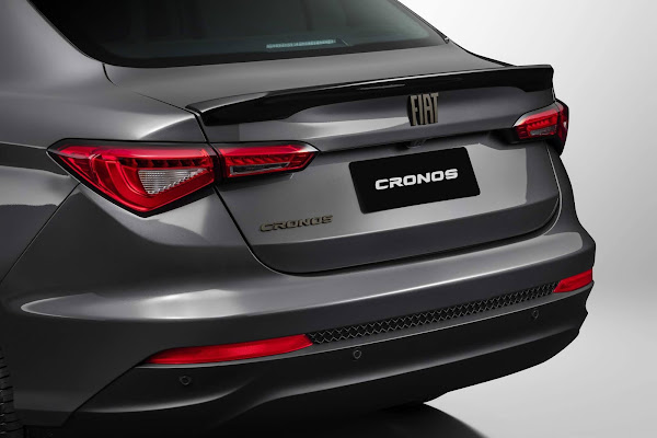 Fiat Cronos 2022: fotos, preços, detalhes e novidades