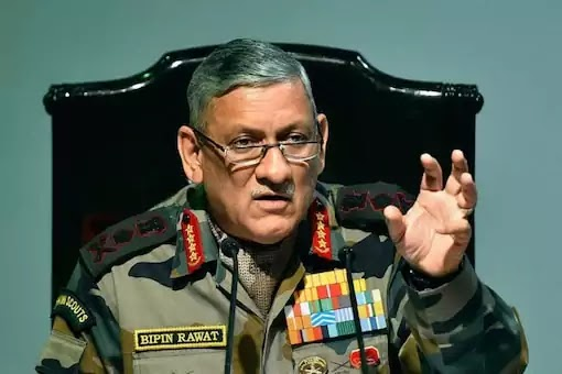 Chief of Defence Staff, Gen Bipin Rawat