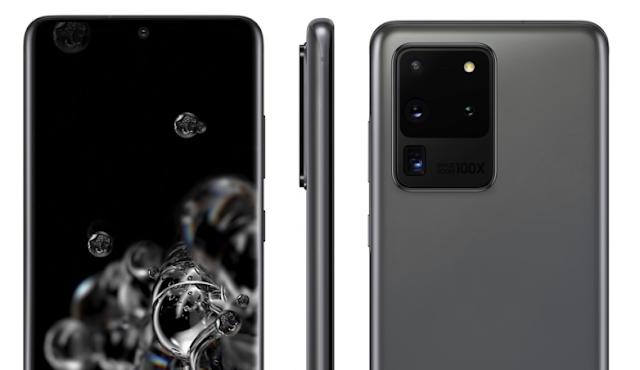 مواصفات، سعر، مميزات، عيوب وكل ما يتعلق بالهاتف Galaxy S20 Ultra (جالاكسي إس 20 إلترا).