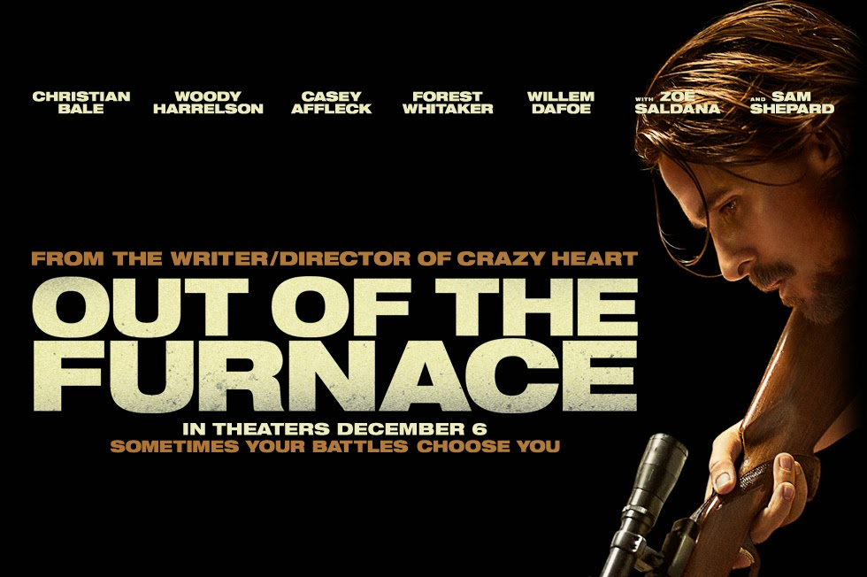 Movie Review: Out of the Furnace ~ Out of the Gutter Online