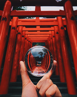 lensball photography ideas