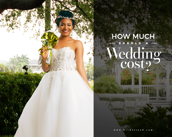 how much should a wedding cost