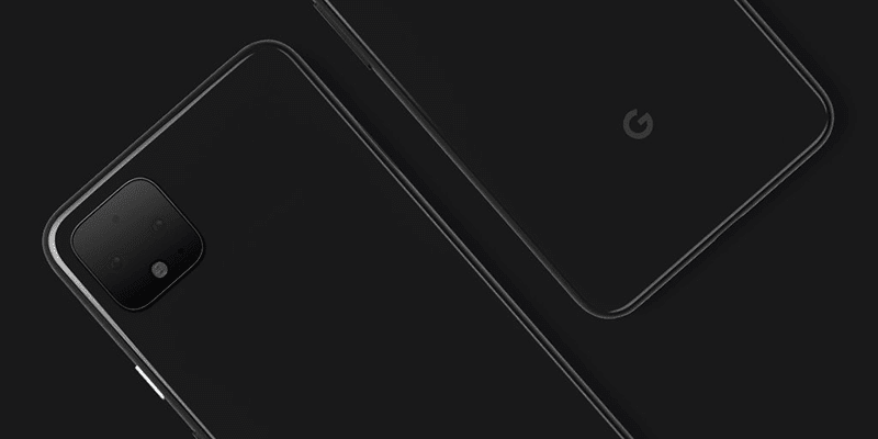 Google shows Pixel 4 design ahead of launch