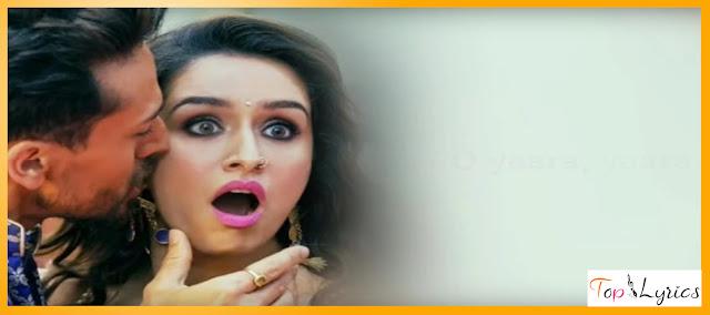 Tujhe Rab Mana full Song hindi lyrics –  Tiger Shroff, Shraddha Kapoor, Rochak Kohli Feat. Shaan (2020)