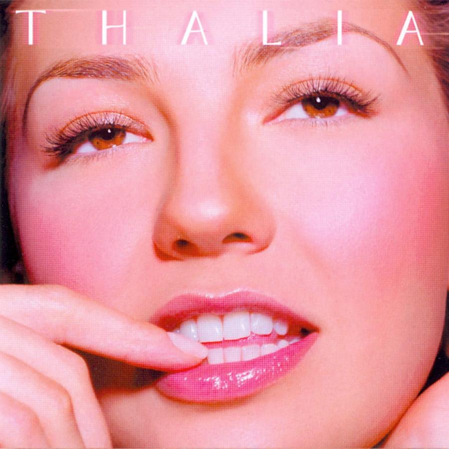 Encarte: Thalía - Arrasando
