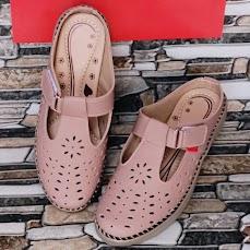 Sepatu Wanita Flat Shoes Ada Size Jumbo