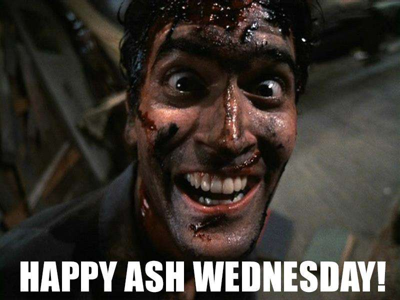 Ash Wednesday Wishes Images