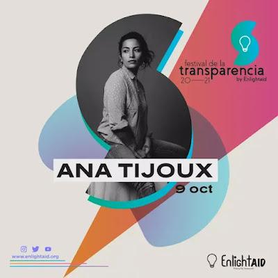 Ana Tijoux será parte de la primera versión del Festival por la Transparencia 2021 musica chilena música chilena