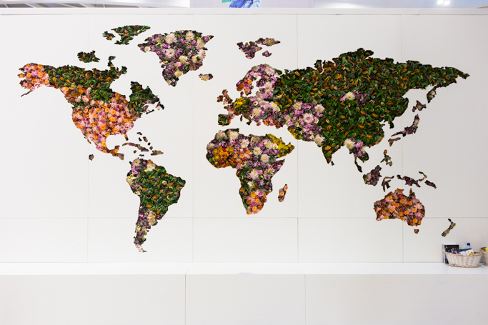 Heathrow In Bloom The Fragrance Map Of The World Heroine In Heels - Check off map