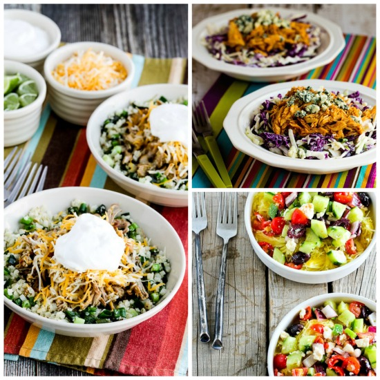 10 Low-Carb Bowl Meals You'll Make Over and Over!
