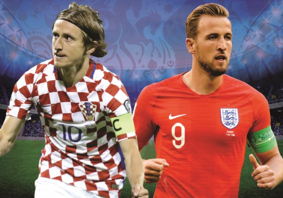 Croatia vs England  – Preview – World Cup 2018