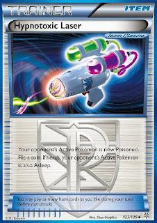 Hypnotoxic Laser