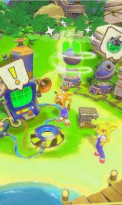 Crash Bandicoot Apk Mod Unlimited