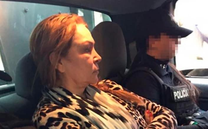 """Así traficaba droga para el Cártel de Sinaloa desde Culiacán """"La Patrona"""" operadora financiera de""""El Chapo"""""""
