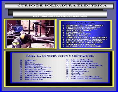 Biblioteca de soldadura - Soldadura eléctrica