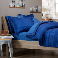 Pinzon 5-Piece Bed In A Bag - Twin, Royal Blue