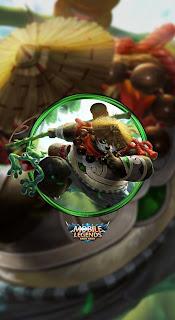 Akai Panda Warrior Heroes Tank of Skins V3