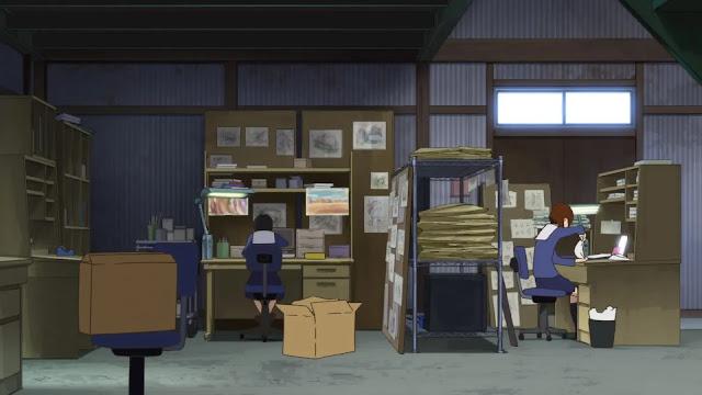 eizouken anime