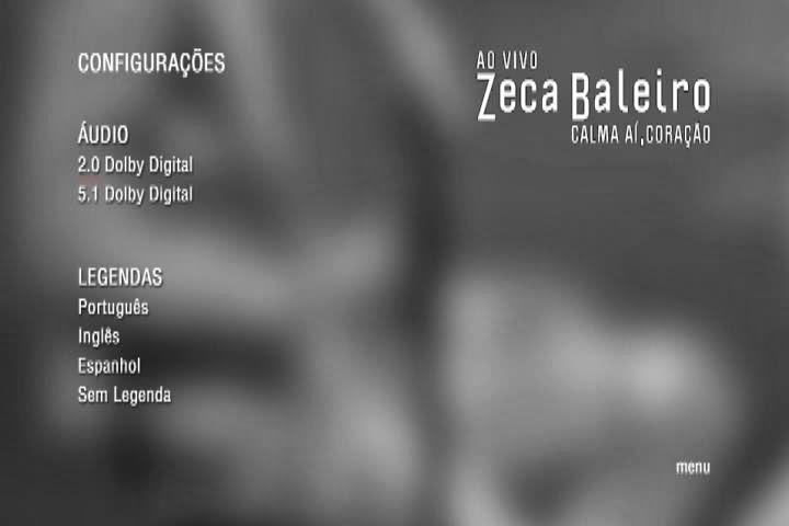 NOVO CORAO CALMA CD BALEIRO AI ZECA BAIXAR DE