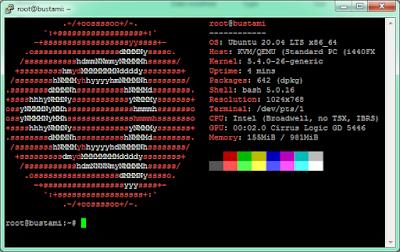 Script Auto Install SSH dan OpenVPN untuk VPS Ubuntu 20 64 bit