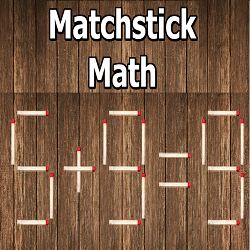 Math Game: Matchstick Match