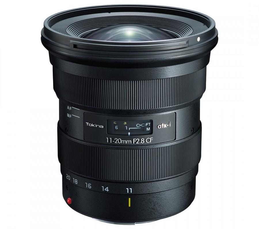 Tokina ATX-i 11-20mm f/2.8 CF