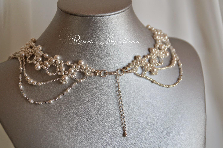 bijoux mariage glamour et magique