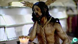 Christ of Humility and Patience through the Plaza del Palillero. Easter Cádiz 2019