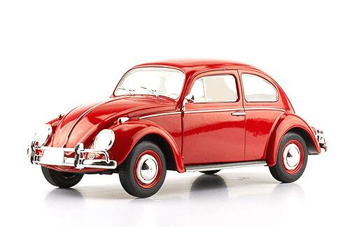 Volkswagen Sedán 1:24 autos inolvidables 1:24