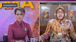 Kasus Corona Surabaya Terus Meningkat, Risma: Kalau Bisa Ganti Nyawa Saya, Saya Ikhlas