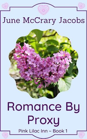 FIND 'ROMANCE BY PROXY' ON AMAZON!