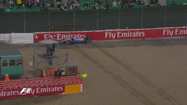 Hasil Balapan GP F1 Silverstone, Inggris : Mercedes Menang, Manor Gagal Finis