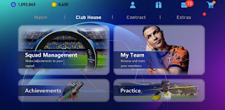 PES 2021 Mobile UCL Patch Download For Android V5.3.0 (Apk+Obb)