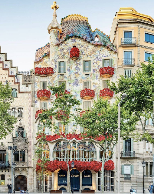 Casa Batllo Barcellona Sant Jordi
