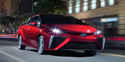 Gambar Rencana Toyota Memproduksi Mobil Listrik Di Eropa Tahun 2021