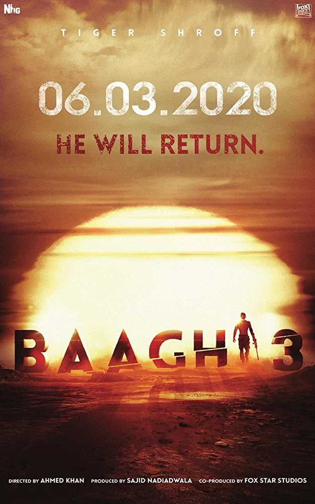 Baaghi 3 (Hindi) Ringtones and Bgm for Mobile