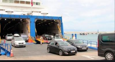 سلطات فرنسية تمنع باخرة تقل مغاربة الخارج بمغادرة رصيف ميناء سيت لهذا السبب