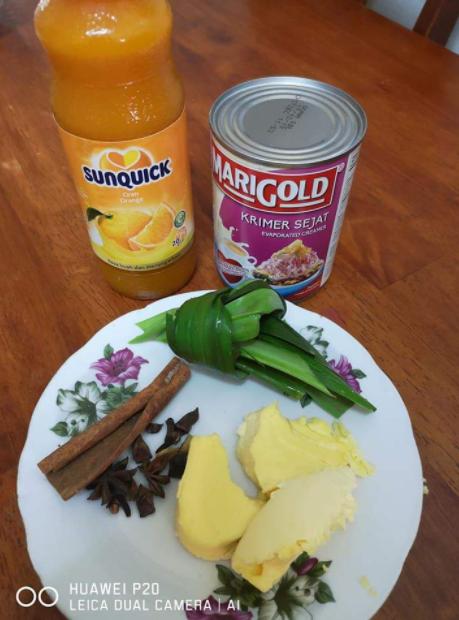 Resepi Nasi Minyak Simple Mudah Guna Beras Biasa
