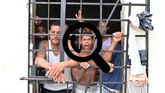 Varios internos càrcel pùblica Barahona sospechosos de estar contagiados con el coronavirus