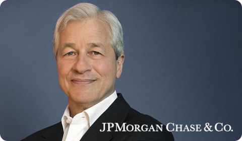 JPMorgan Chase – Jamie Dimon
