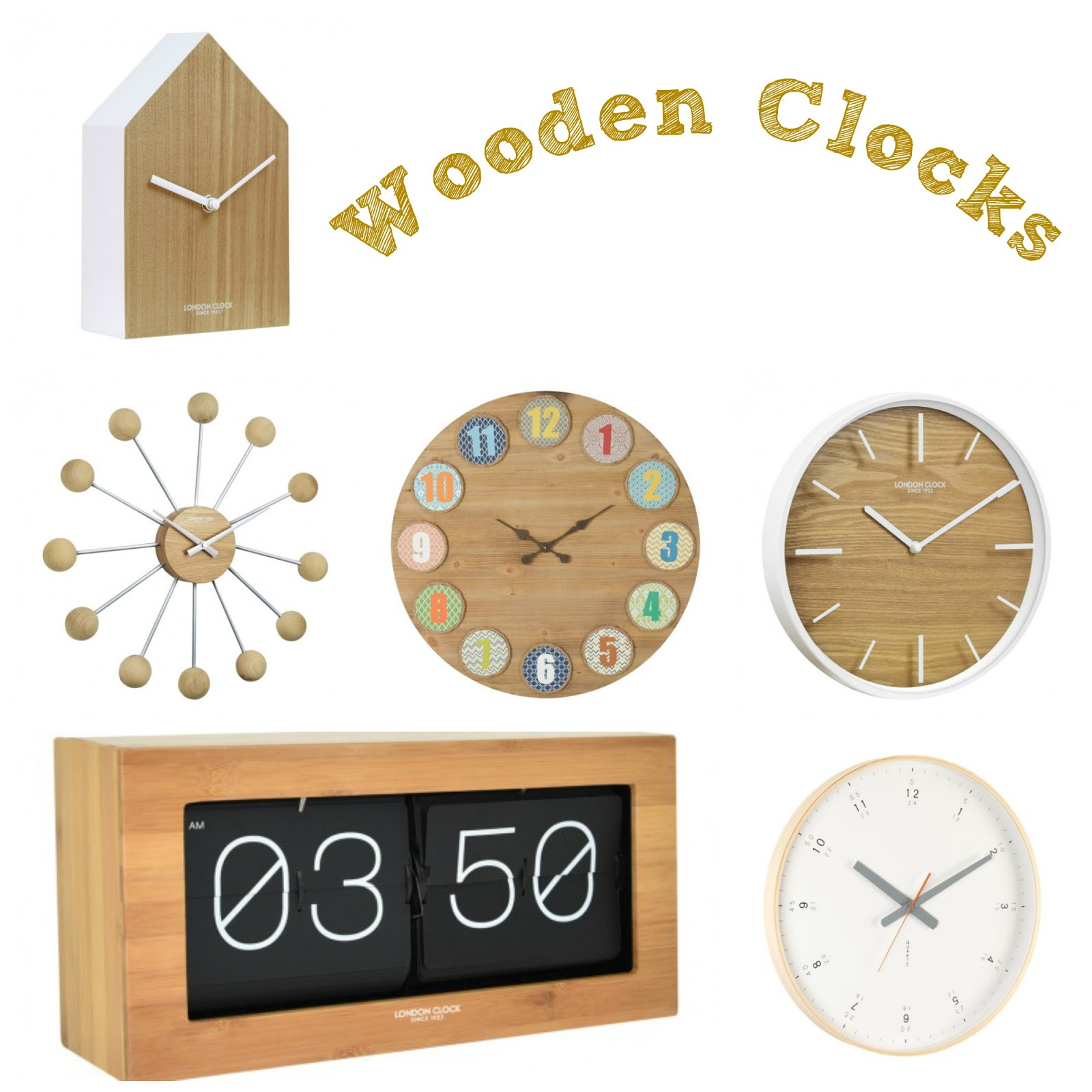 , Interiors:  Timeless Wall Clocks For Your Home
