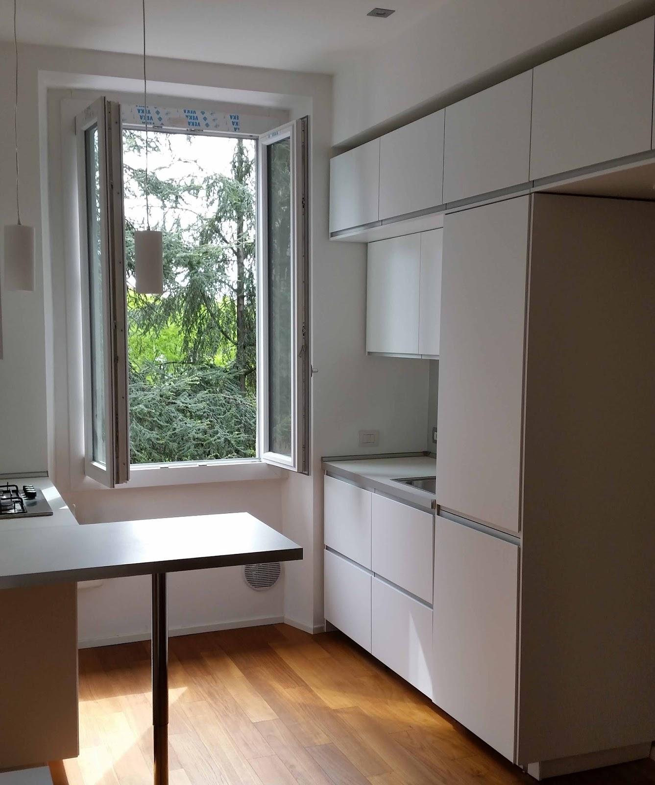 """Colonna Dispensa Cucina Ikea appunti di architettura: gli armadi ikea """"su misura"""""""