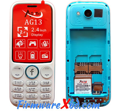 Agetel AG13 6531E Flash File Free Download Without Password