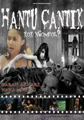 Poster Film Hantu Cantik Kok Ngompol?