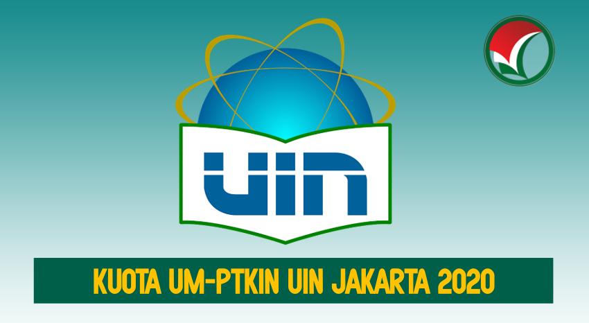 KUOTA UM-PTKIN UIN JAKARTA